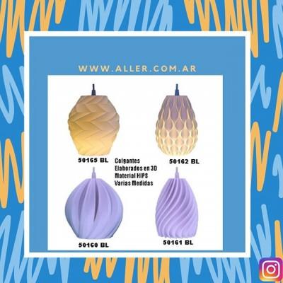 COLGANTES LED  3D HIPS 🌐-www.aller.com.ar 📩-aller@aller.com.ar 🚚-Envios a todo el país ☎ +54 11 4816.-4293 ☎ +54 11 4811-6432 📱 +54 911-4163-1890 🌎 Libertad1252(1012) Buenos Aires-Argentina#led #iluminacion #decoracion #decor #fashion #2018 #model #instagram #love #nice #argentina Instagram #comprasonline #shoppingonline #decoration #de #decoracion Instagram #revistas de decoracion argentina #decoracion #deco #diseño #diseñodeinteriores#arquitetura #arquitectura  #decoracionenbuenosaires #iluminacionarquitectonica #moda #iluminacion#alleriluminacion #comedor #cocinas #living #dormitorios