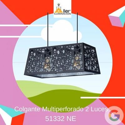COLGANTE 51332 NE MULTIPERFORADA  PORTALAMPARAS E27  LAMPARAS LED/VINTAGE🌐-www.aller.com.ar 📩-aller@aller.com.ar 🚚-Envios a todo el país ☎ +54 11 4816.-4293 ☎ +54 11 4811-6432 📱 +54 911-4163-1890 🌎 Libertad1252(1012) Buenos Aires-Argentina #led #iluminacion #decoracion #decor #fashion #2018 #model #instagram #love #nice #argentina Instagram #comprasonline #shoppingonline #decoration #de #decoracion Instagram #revistas de decoracion argentina #decoracion #deco #diseño #diseñodeinteriores#arquitetura #arquitectura  #decoracionenbuenosaires #iluminacionarquitectonica #moda #iluminacion#alleriluminacion #comedor #cocinas #living #dormitorios