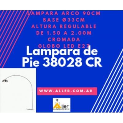 LAMPARA DE PIE  ARCO IDEAL SOBRE MESA-SILLONES-LIVIING-COMEDOR GLOBO LED E27 🌐-www.aller.com.ar 📩-aller@aller.com.ar 🚚-Envios a todo el país ☎ +54 11 4816.-4293 ☎ +54 11 4811-6432 📱 +54 911-4163-1890 🌎 Libertad1252(1012) Buenos Aires-Argentina #led #iluminacion #decoracion #decor  #revistas de decoracion argentina #decoracion #deco #diseño #diseñodeinteriores #arquitectura  #iluminacion #comedor #cocinas #living #dormitorios