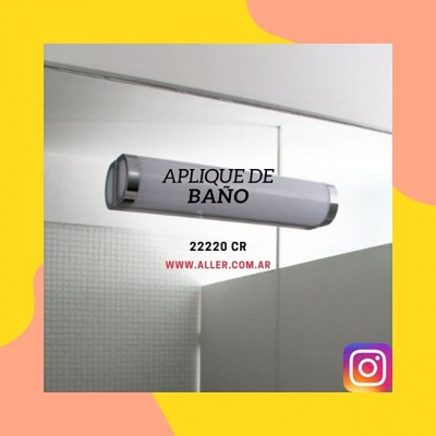 APLIQUE LED SCLED  IDEAL ESPEJOS DE BAÑO 🌐-www.aller.com.ar 📩-aller@aller.com.ar 🚚-Envios a todo el país ☎ +54 11 4816.-4293 ☎ +54 11 4811-6432 📱 +54 911-4163-1890 🌎 Libertad1252(1012) Buenos Aires-Argentina #led #iluminacion #decoracion #decor #fashion #2018 #model #instagram #love #nice #argentina Instagram #comprasonline #  #decoration  #decoracion #revistas de decoracion  #decoracion #deco #diseño #diseñodeinteriores#arquitetura #arquitectura  #decoracionenbuenosaires #iluminacionarquitectonica #moda #iluminacion#alleriluminacion #comedor #cocinas #living #dormitorios
